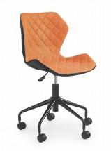 MATRIX - dětská stolička, oranžová, regulacia výšky sedáku