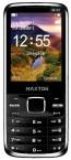 Maxcom MAXTON M55, čierna