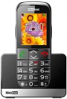 Maxcom MM720, čierna
