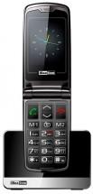 Maxcom MM822, čierna