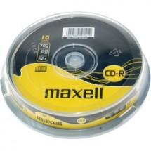 MAXELL CD-R 700MB 52x 10KS