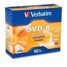 MAXELL DVD-R 4,7GB 16X 10KS