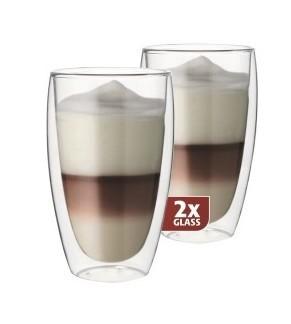 Maxxo Termo skleničky Latte 2ks