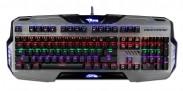 Mazer Mechanical 729,herní,černá,drátová (USB),CZ,mechanická