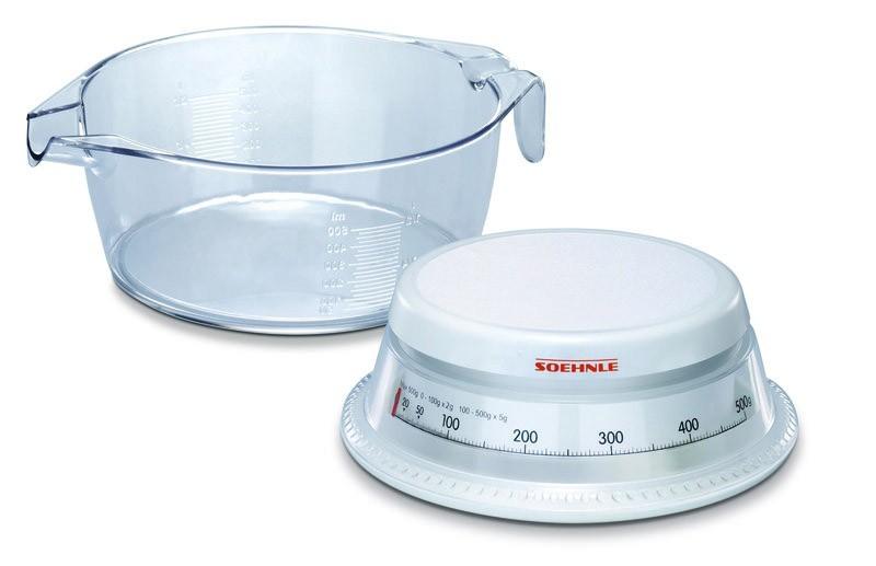 Mechanická kuchynská váha Vario (číra)