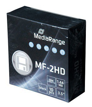 "MEDIARANGE disketa 1,44MB 3,5"" 10 pack"