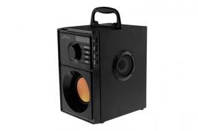 MediaTech BoomBox BT MT3145, čierna POUŽITÝ, NEOPOTREBOVANÝ