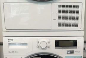 Medzikus medzi práčku a sušičku Beko 2985400200
