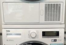 Medzikus medzi práčku a sušičku Beko 2985400200 POUŽITÉ, NEOPOTRE