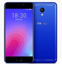 MEIZU M6, 3GB/32GB, modrá + darček
