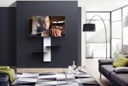 Meliconi GHOST CUBE shelf, biela 480522