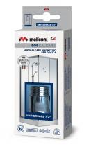 Meliconi M656155 Magnetický odstraňovač vodného kameňa do sprchy
