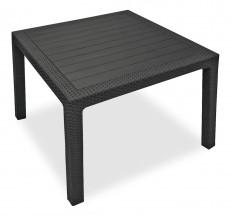 Melody - Stôl, 95 cm (graphite)