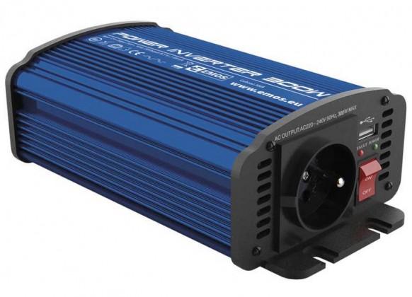 Meniče napätia EMOS 12V/230V, 300W