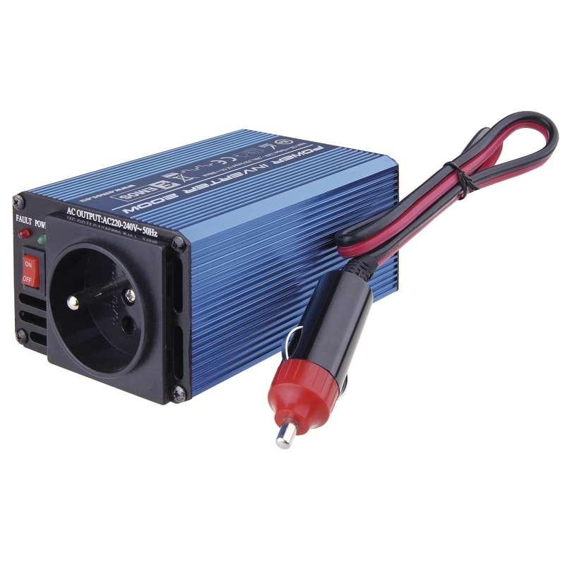 Meniče napätia Emos N0031, menič napätia 12V / 230V, 200W