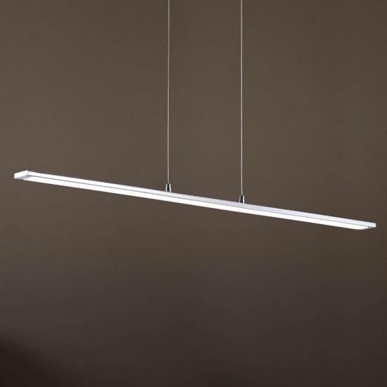 Mercur - Stropné osvetlenie, LED (chróm)