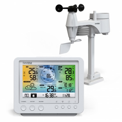 Meteostanica WiFi meteorologická stanice GARNI 975