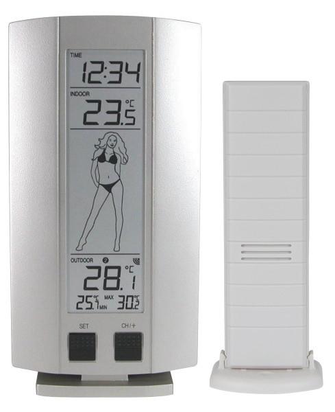 Meteostanice  Emos WS 9750 IT