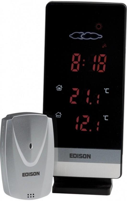 Meteostanice Meteostanice Edison 556 LED
