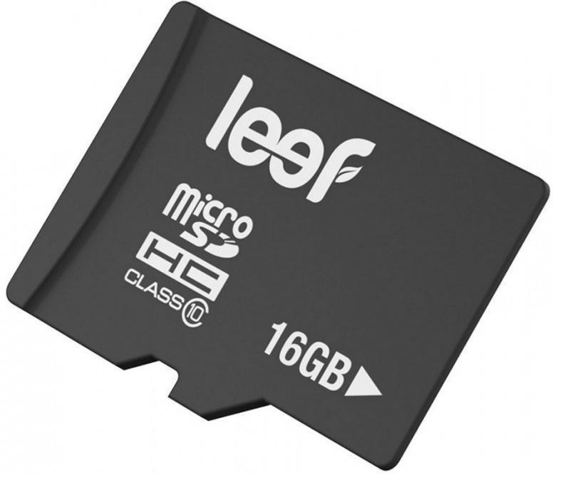 Micro SDHC Leef 16GB microSDHC (Class 10)