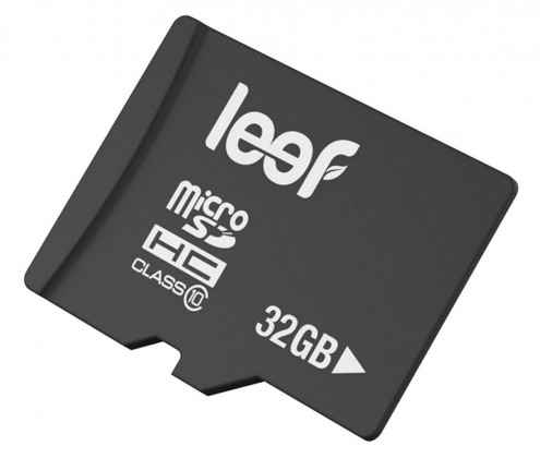 Micro SDHC Leef 32GB microSDHC (Class 10)