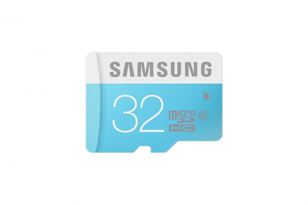 Micro SDHC Samsung Micro SDHC Standard 32GB Class 6 - (MB-MS32D/EU)
