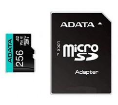 Micro SDXC karta Adata 256GB (AUSDX256GUI3V30SA2)