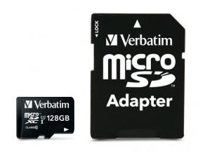 Micro SDXC karta Verbatim Premium 128GB (44085)