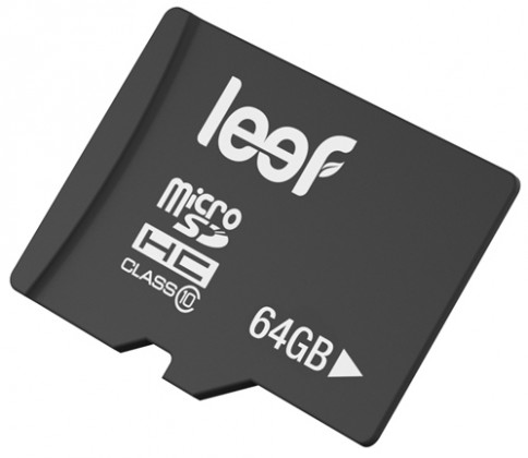 Micro SDXC Leef 64GB microSDXC (Class 10)