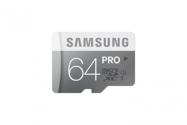 Micro SDXC Samsung micro SDHC 64GB Class 10 PRO - (MB-MG64D/EU)