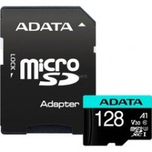 MicroSDXC 128GB U3 V30S až 95MB/s + adapter
