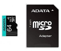 MicroSDXC 64GB U3 V30S až 95MB/s + adapter