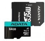 MicroSDXC 64GB U3 V30S až 95MB/s + adapter