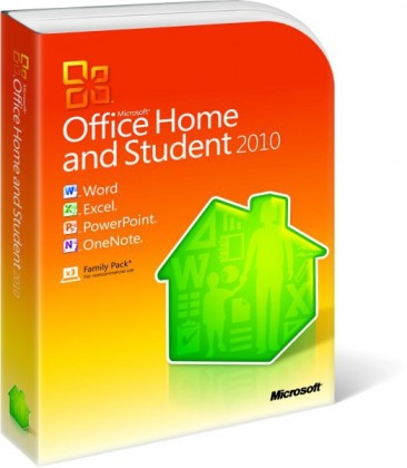 Microsoft Office Home and Student 2010 (79G-01897)