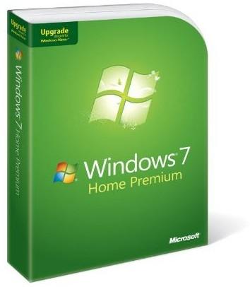 Microsoft Windows 7 Home Premium CZ VUpg DVD (GFC-00075)