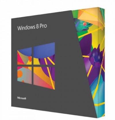 Microsoft Windows Pro 8 32/64bit Czech VUP DVD (3UR-00015)