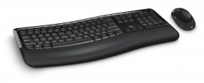 Microsoft Wireless Comfort Desktop 5050, set, CZ  PP4-00019
