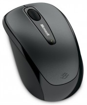 Microsoft Wireless Mobile Mouse 3500 sivá