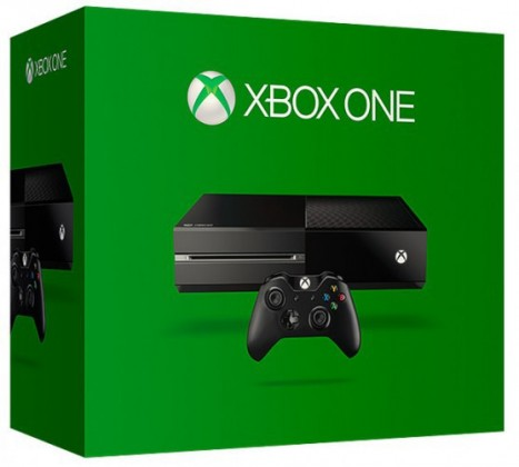Microsoft Xbox One 500GB + 3x hra