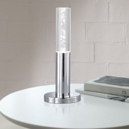 Midu - Lampička, LED (chróm)