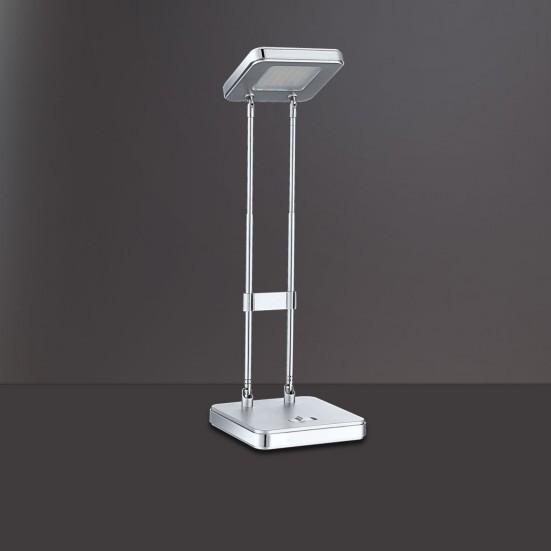 Mika - Lampička, LED (nikel)