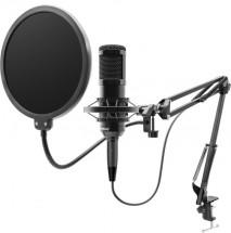 Mikrofón na streaming a podcasty Niceboy VOICE Handle POUŽITÉ, NE