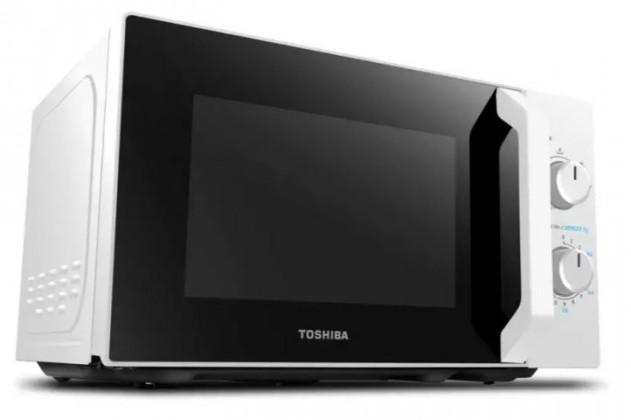 Mikrovlnná rúra Mikrovlnná rúra s grilem Toshiba MW-MG20P biela, 800/1000W