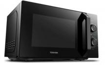 Mikrovlnná rúra s grilem Toshiba MW-MG20P čierna, 800/1000W