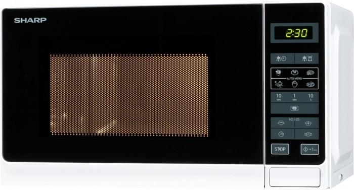 Mikrovlnná rúra Sharp R-242(W)E ROZBALENO