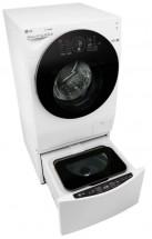 Mini práčka LG F28K5XN3, 2 kg, TwinWash mini