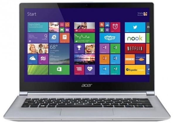 Mininotebooky Acer Aspire S3-392 NX.MDMEC.002
