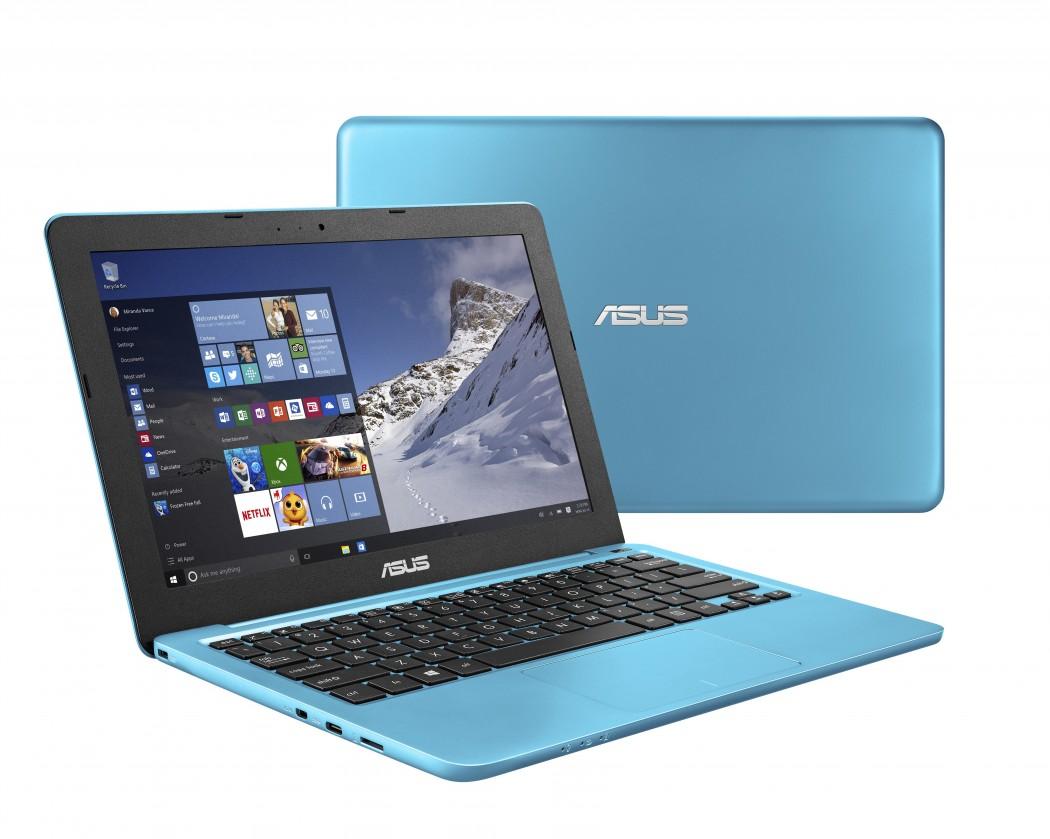 Mininotebooky ASUS E202SA-FD403T N3050/4GB/SATA 500GB/11,6'' HD/Win10/thunder b