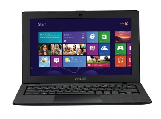 Mininotebooky Asus VivoBook Touch X200MA-CT220H