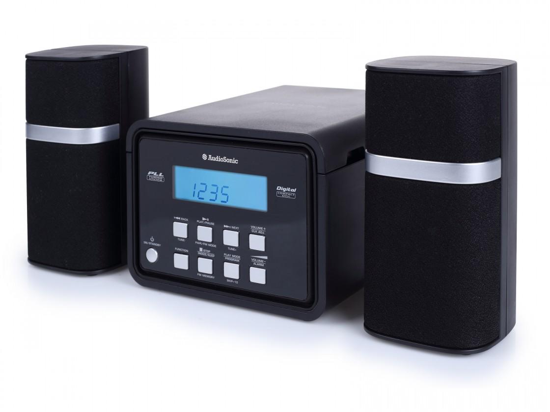 Minisystém, Mikrosystém Audiosonic HF-1251